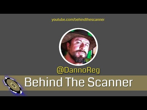Behind the Scanner: S2 Ep2 - Agent DannoReg