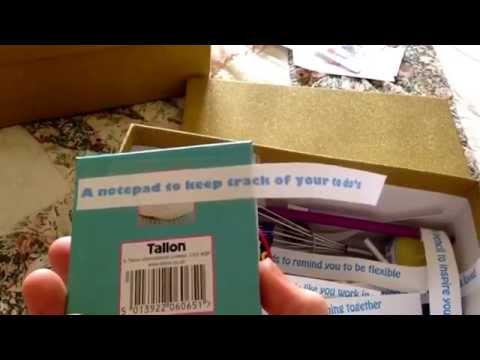Survival Kit For Life! Fun Appreciation Gift Idea.