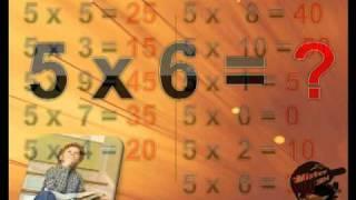 Test : la table de x5