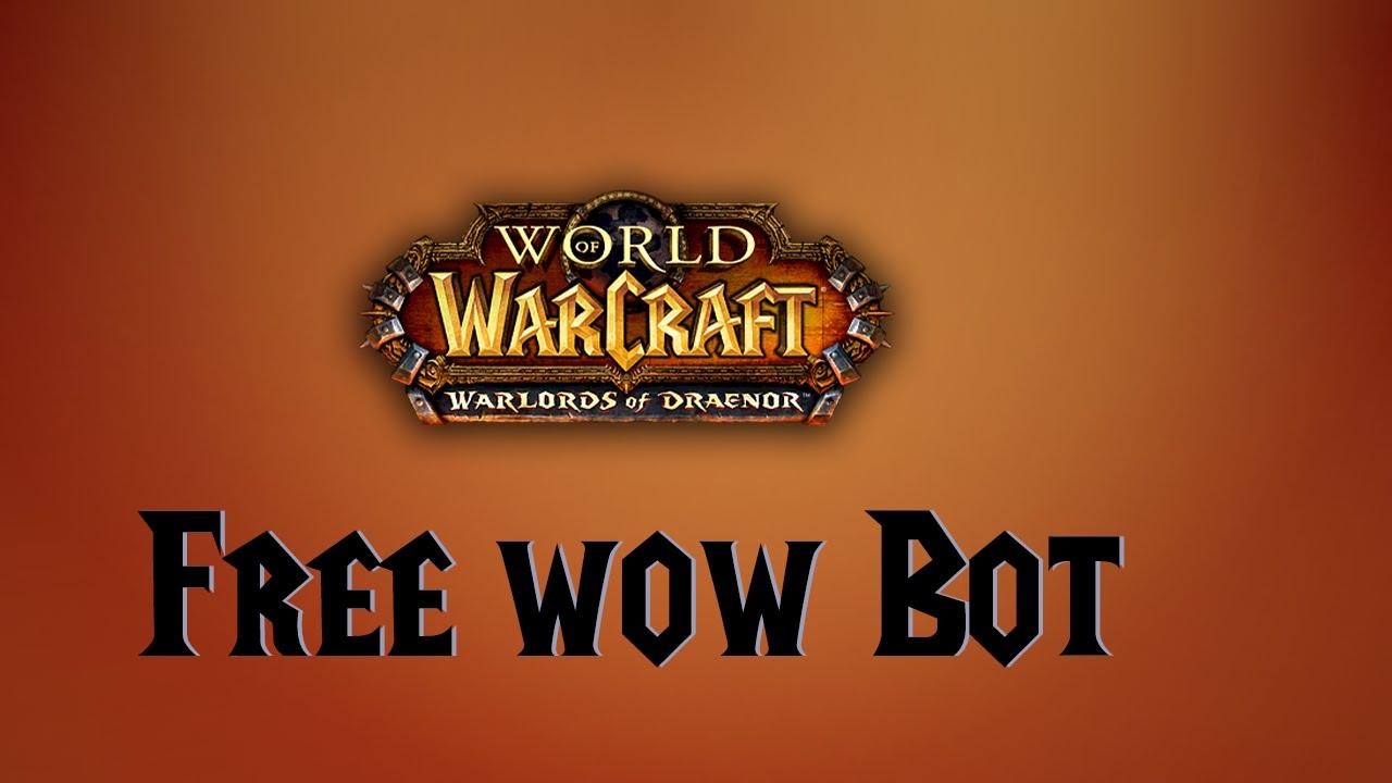 Wrobot wow bot crack