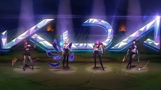 K/DA | Tráiler Oficial de Aspectos - League of Legends