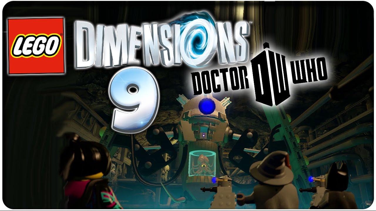 Let S Play Lego Dimensions Part 9 Kampf Gegen Den Dalek Imperator Youtube