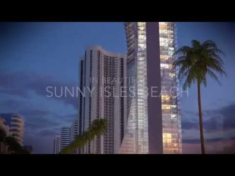 Luxury Oceanfront Residences in Sunny Isles Beach