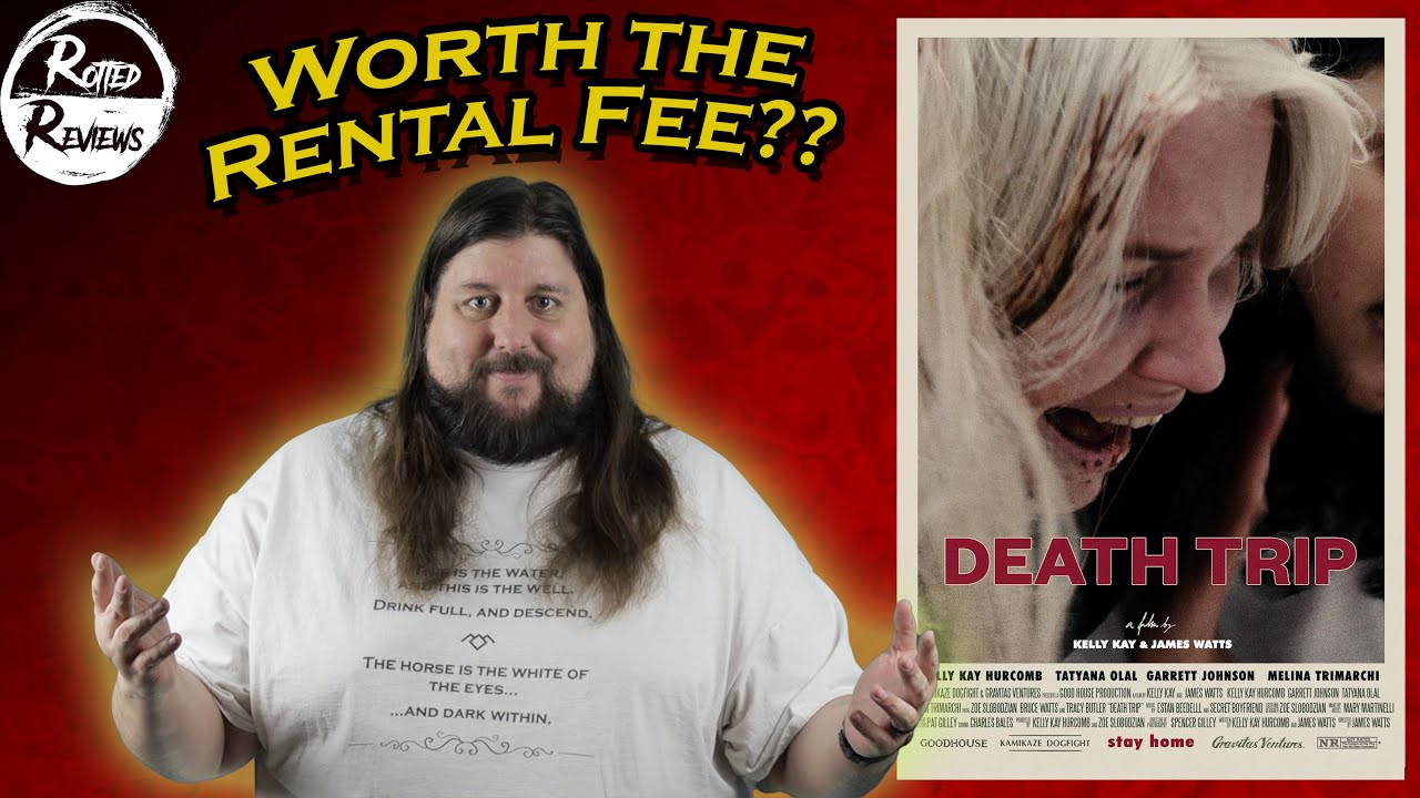 Death Trip (2021) | Spoiler-Free Canadian Horror Movie Review!