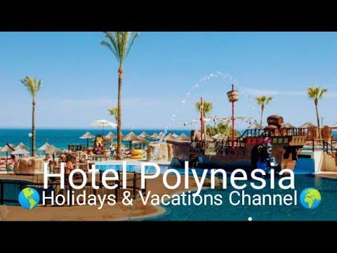 HOTEL POLYNESIA In Benalmadena, Costa Del Sol