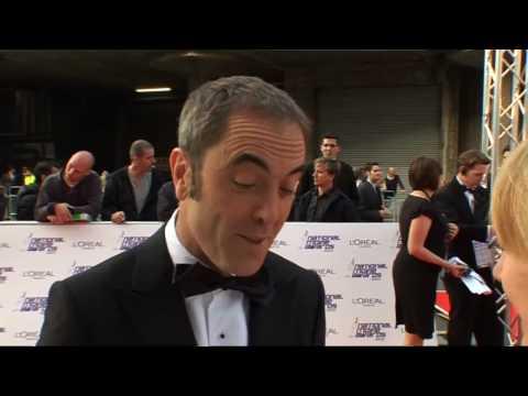James Nesbitt talks National Movie Award