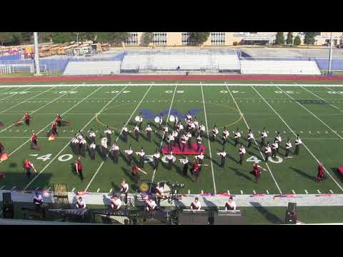 02- Sandwich Community High School Marching Band- CMBF 2017 (50th Anniversary)
