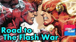 The Flash War Preview: What happens next?