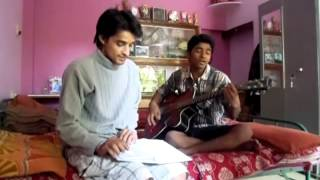 a bazz pehli nazar mein guitar cover VJ BAND