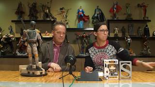 Voice Actors Steve Blum and Dee Bradley Baker - Sideshow Live
