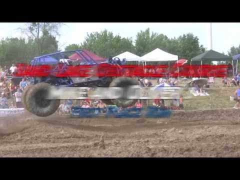 Big Blue Buggy continues domination of Michigan's off road events!