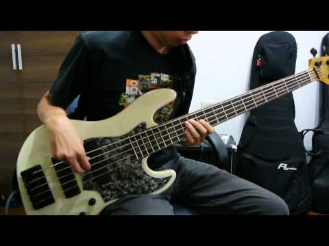 伍佰 Wu Bai - 牽掛 Lingering (Bass Cover)
