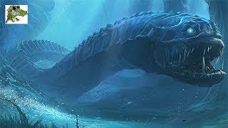 Horror Hörspiel - Die Kreatur aus der Tiefe