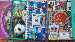 Сравниваем записи в моих ЛД/личные дневники/блокноты/тетради