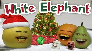 Annoying Orange - WHITE ELEPHANT
