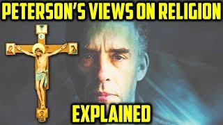Jordan Peterson Has An Indepth Discussion On Religion