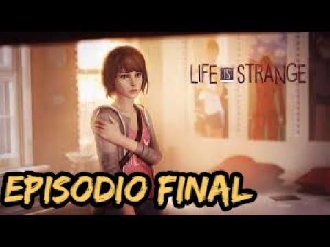 UN FINAL... DECEPCIONANTE - EPISODIO FINAL - EPISODIO 20 - LIFE IS STRANGE - LET'S PLAY EN ESPAÑOL thumbnail