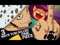 How Toei Animation Killed the 3 Fundamentals of Adaptation in One Piece