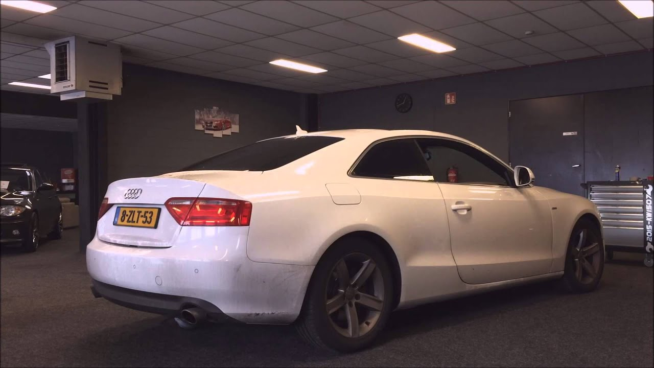 audi a5 active sound exhaust made by obd. Black Bedroom Furniture Sets. Home Design Ideas
