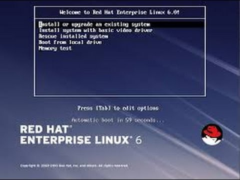 How to Reset Root Password in Redhat Linux 6 Desktop or Server