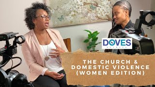 How can the church respond to domestic violence? (Women Edition) | DOVES Network