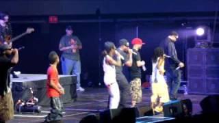 Lil Wayne Drake  Lil Twist Young Money Chuckee In Hawaii
