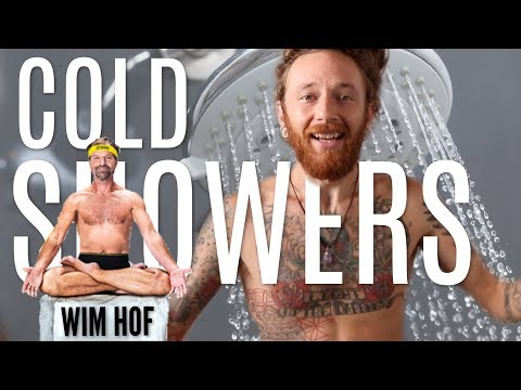 Cold Showers Wim Hof Style | My Results after 3 years