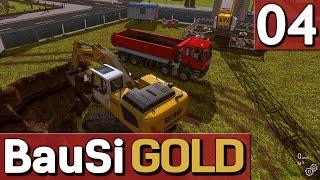 Bau Simulator 2015 GOLD #4 WEITER BAGGERN deutsch Lets Play BauSi german