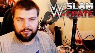 WWE SLAMCRATE UNBOXING 📦 OKTOBER 2018