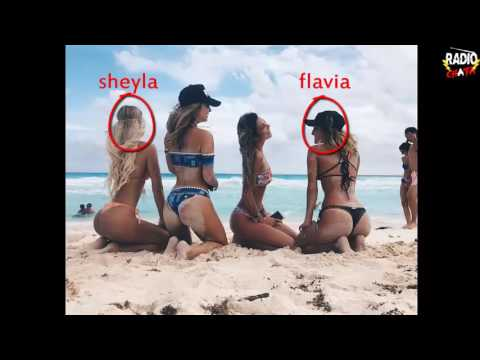 7 ♥ Flavia Laos VS Sheyla Rojas Versus de Instagram FOTOS Y VIDEOS