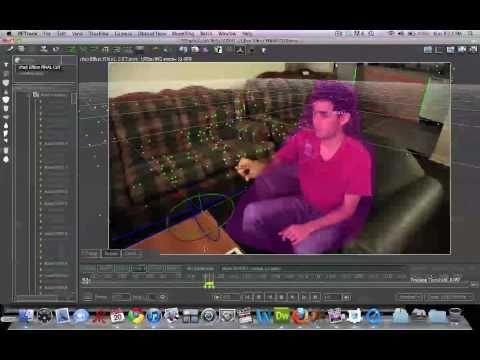 Motion Tracking Tutorial   3D Text   Boujou & Cinema 4D   Doovi