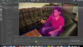 PFTrack Tutorial - 3D Motion Tracking