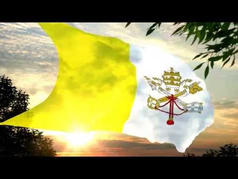 Flag and anthem of Vatican City (instrumental)