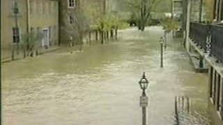 ABC News Peter Jennings Nov 1985 Potomac River Flood