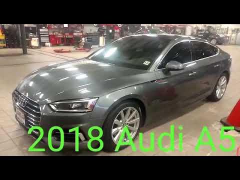 Audi a5 remote start