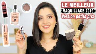 TOP MAQUILLAGE DE L'ANNÉE 2019 / BEST OF 2019 Version petits prix !