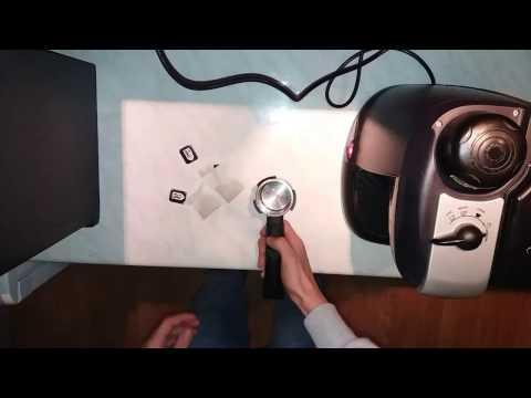 How to make tea on coffee machine