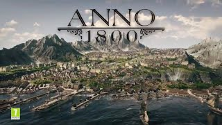 ANNO 1800 Trailer - New City Building Strategy Game 2018