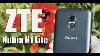 Обзор ZTE NUBIA N1 Lite – остался один вопрос: ЗА ЧТО?