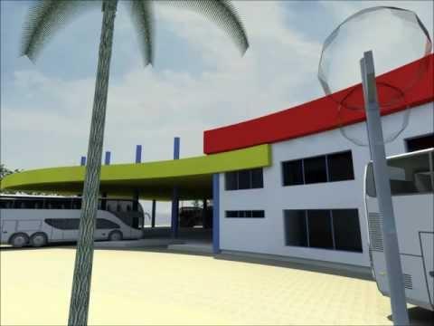 Terminal Rodoviário De São José   SC