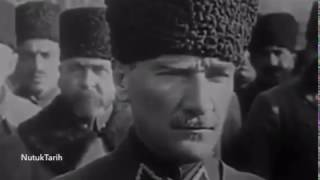 Nutuk'dan Bir Bölüm (Atatürk'ün Kendi Sesinden)