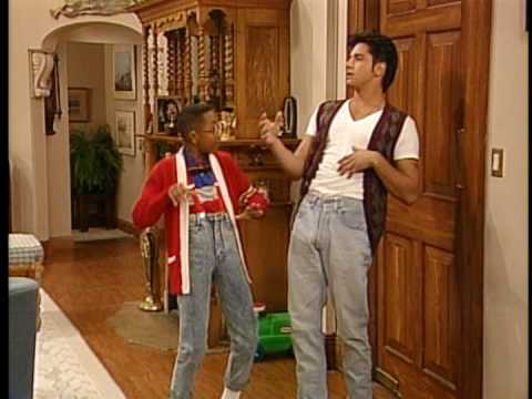 Steve Urkel Cameos on Full House  Part 1
