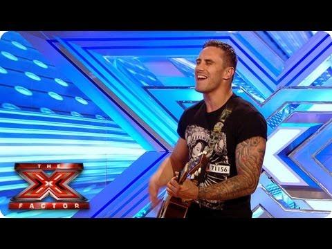 X Factor Joseph Anteater Joseph Whelan r...