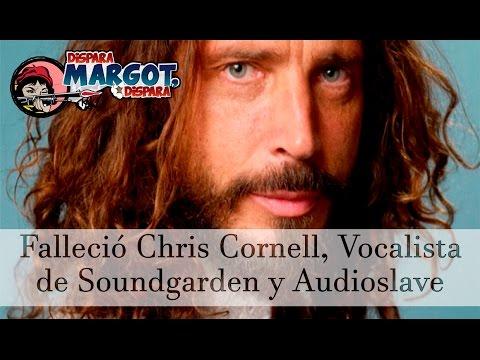 Falleció Chris Cornell, vocalista de Soundgarden y Audioslave