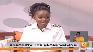 | JKLive | Breaking The Glass Ceiling; Chef Maliha Mohammed and Pilot Tracy Wangechi