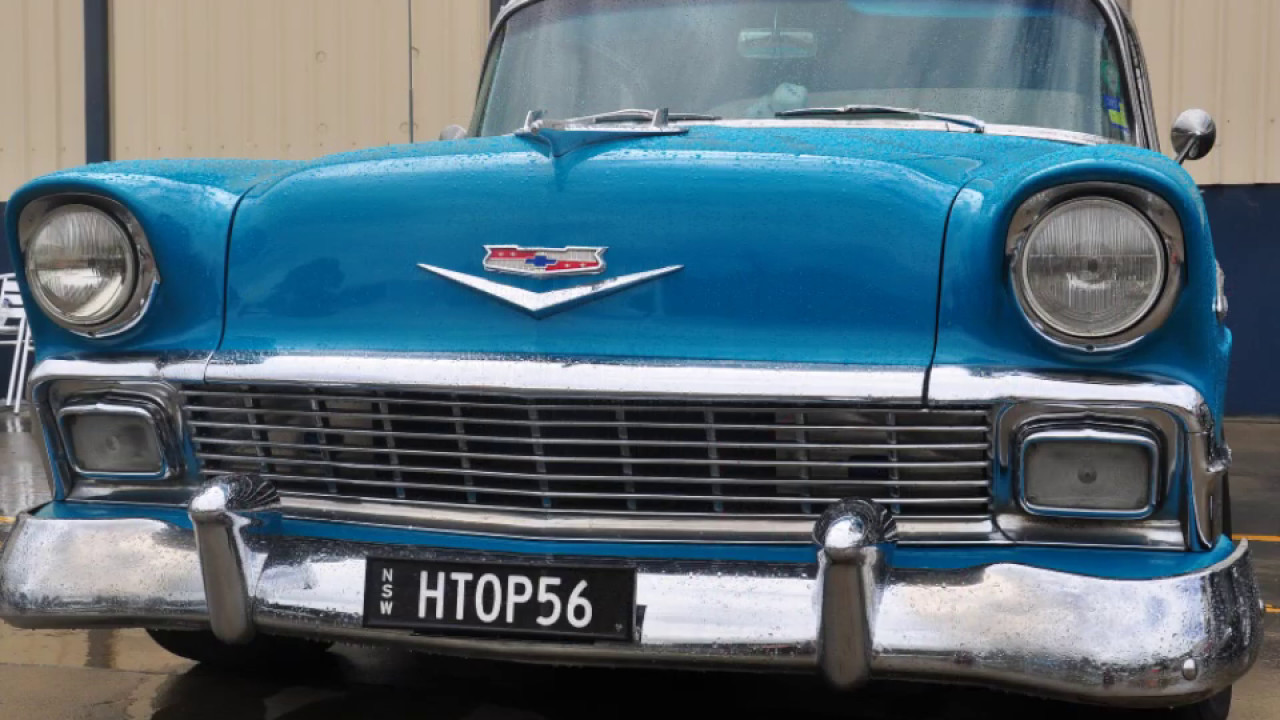 Lost in the 50\'s American Car Museum, Newcastle NSW - YouTube