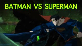Batman Hush | Batman VS Superman