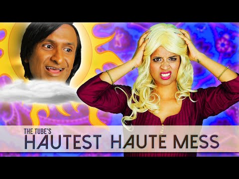 Haute Mess: Angel Reacts to Haters! // I love makeup.