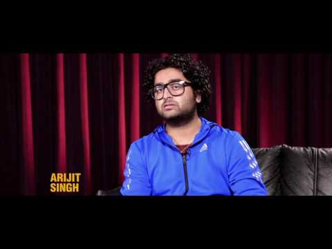 Arijit Singh on Raaz Aankhen Teri Song...