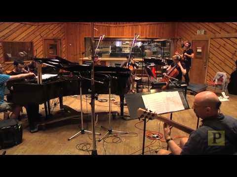 In Studio with the Cast Recording of